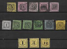 GERMAN STATES - BADEN - Super Mint & Used Selection - MH & VFU