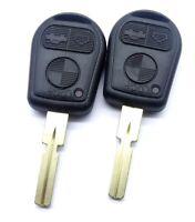 Auto Schlüssel Rohling 3 Tasten HU58  Fernbedienung BMW 3er 5er Z3