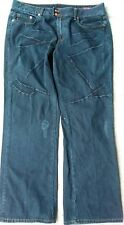 Seven7 Blue Jean Denim Jeans Womens Plus Size 20 Distressed All Categories