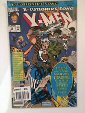 SEALED X-Men #16 X-cutioner's Song Part 11 Trading Card Jan 1992 Marvel Comics