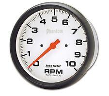 AUTO METER 5898 5'' PHANTOM IN-DASH TACH 10K RPM