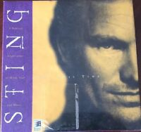 STING All This Time  2 CD-ROM Set for WINDOWS 95 Personal Exploration Mind Soul