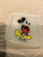 Vintage Eagle Super Seal MICKEY MOUSE Club Walt Disney Sandwich Saver - Lid Only