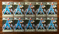 1991 LARRY WALKER ~ 10 CARDS LOT ~ Fleer Ultra Update #U-93 Card ~ HOF? YES!!!