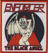 Enforcer-The Black Angel-écusson/patch-NEUF - # 2381