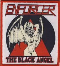 ENFORCER - The Black Angel - Aufnäher / Patch - Neu - # 2381