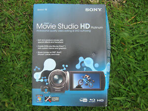 Sony Vegas Movie Studio HD Platinum