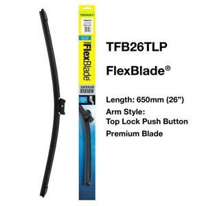 Tridon  FLEXBLADE WIPER BLADE ASSY TL PUSH BTN 650MM 26IN   TFB26TLP  (1)