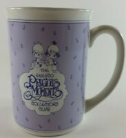 The Enesco Precious Moments Collector's Club Mug Cup Limited Edition Vintage