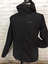 Marmot Ramble Component  3-in-1 Triclimate Jacket Black Fleece/Rain Coat Men's L