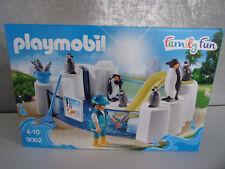 playmobil famille Amusement 9062 pinguinbecken - Neuf et emballage d'origine