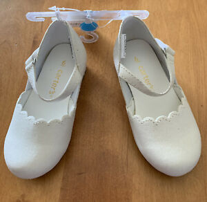 Carter's Gabie Toddler Girls' Mary Jane Glitter Shoes Size 6 NWT (MCL)