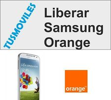 Liberar Samsung Orange C3350 OMNIA Wave GALAXY Y M E1195 E1190 S5830 S5670 F480