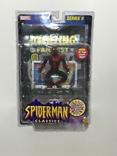 Spider-Man Classics Amazing Fantasy Series II Classic Spiderman ToyBiz 2001