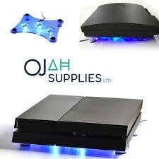 Led Usb Diseño Cooler refrigeración ventilador Pad Mini Controller Stand Para Ps4 Playstation