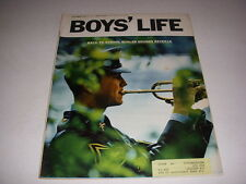 Vintage BOYS' LIFE Magazine, September, 1966, 60's SCHOOL FASHIONS, SCOUTING!