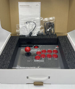LS-1 MAYFLASH Universal Arcade F500 V2 for PS4/ PS3/ Xbox One/ PC/ - etc
