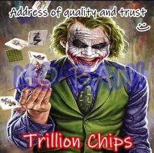 Zynga Poker Chips 35T(Trillion) NO BAN!
