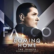 Falco - Falco Coming Home: The Tribute Donauins [New CD] With DVD, Digipack Pack