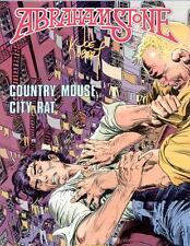 New listing Abraham Stone: Country Mouse City Rat Joe Kubert 1991