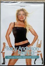 Tracy Anderson Method - Dance Cardio Workout New Sealed DVD UK P&P Free