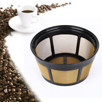 Reusable 8-12 Cup Basket Coffee Filters For ALL Mr. Coffee Makers Machines