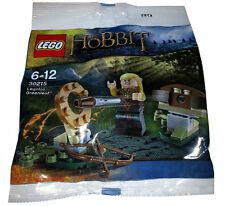 LEGO polybag 30215 Legolas greenleaf hobbit desolation smaug new neuf