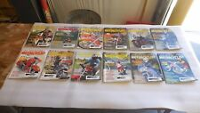 2002 American Motorcyclist Motorcycle Magazine Lot 12 Issues FULL YEAR