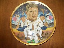 "MICKEY MANTLE ""GREATEST SWITCH HITTER"" SPORTS IMPRESSIONS PLATE 967/2401"