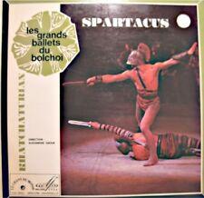 ++ALEXANDRE GAOUK/ORCH. DE LA RADIO DE L'URSS spartacus KHATCHATURIAN LP VG++