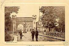 CPA La Fére Porte de Laon (p92209)