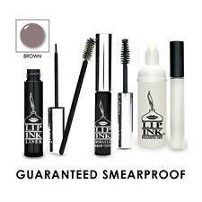 LIP INK® Organic 100% Smearproof Miracle Brow Tint - Kit BROWN
