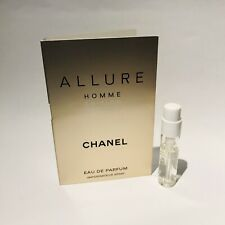 Chanel Allure Homme Edition Blanche EDP Eau de Parfum sample 2ml