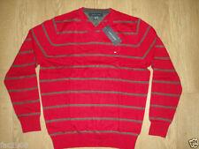 Abbigliamento da uomo rossi Tommy Hilfiger