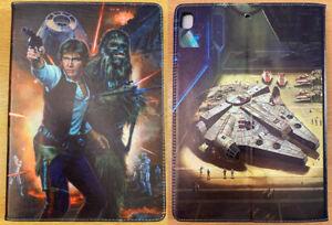 For Apple iPad Mini 1 2 3 4 5 Star Wars Han Solo Jedi New Case Cover