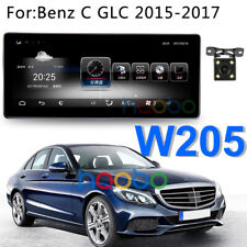 Android 7.1 Car GPS Navi For Mercedes Benz C GLC class C253 X253 W205 2015-2017