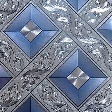 3D abstract Feature Geometric wallpaper Living room Vinyl Mural Rolls KTV Bar