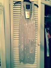 River Island Dress Sequin Lovely Size 12 BNWT