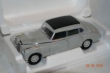 Mercedes 300 Limousine 1955 grau 1:18 Norev neu & OVP 183578