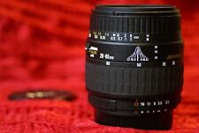 Sigma 28-80mm Auto Focus Macro II Zoom Lens Nikon