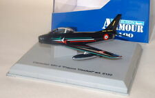 1/100 Canadair Sabre 4 'Frecce Tricolori' CDC Armadura/Franklin Mint #5122