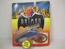 1993 Ertl Batman -The Animated Series - Police Helicopter - Diecast - #2457