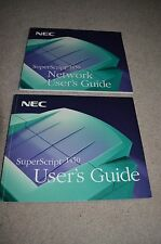 NEC SUPERSCRIPT 1450 USERS GUIDE