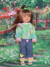 Retired ~ Diana Euro ~ 18 Inch Happy Slim Doll ~ Sasha Size