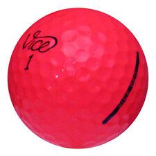 12 Vice Neon Mix Near Mint Used Golf Balls AAAA