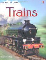 Trains (Usborne Discovery),Stephanie Turnball
