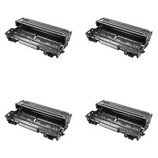 4PK DR400 Drum For Brother HL-1240 1250 1270n 1435 1440 DCP-1200 Intellifax 4100