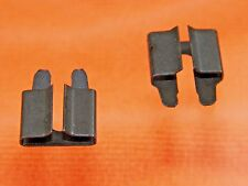 Mopar Door Lock Rod Clips 62-74 A/B/C/E Body Dart Satellite Challenger Pair #109