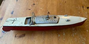 Hornby Clockwork Speed Boat