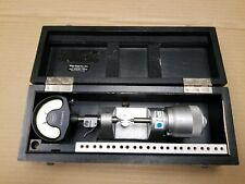 "Mahr Millimess 0-1"" Bench Micrometer With Box .00005"""